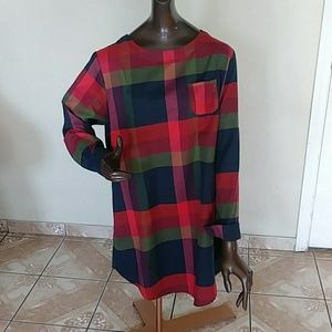 3 for 25 Cupshe Plaid dress